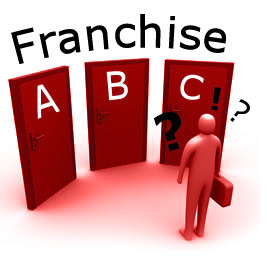 Owning your own business through our franchise opportunity service